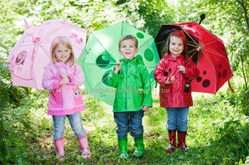Western Chief Kids - tot ce are nevoie copilul pentru ploaie