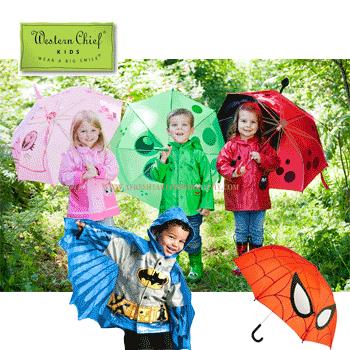 Western Chief Kids – Cand ploaia devine distractiva