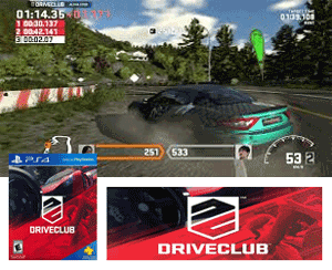DriveClub pentru Playstation 4