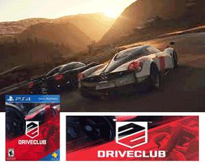 Sony PS4 Drive Club la eMAG