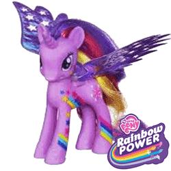 My Little Pony Rainbow Power Twilight Sparkle