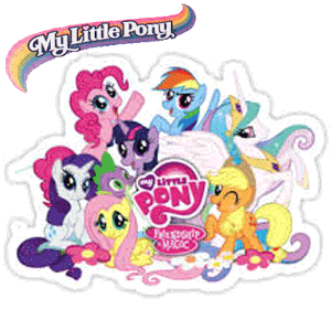 Micii Ponei Jucarii din plus My Little Pony la Noriel