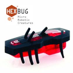 HexBug - Microrobot Nano V2 Negru