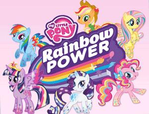 Jucarii My Little Pony Rainbow Power