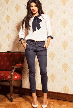 Pantaloni office eleganti Sonnik