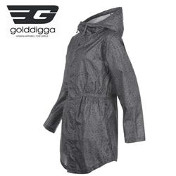Golddigga Raincoat Ladies Pelerina de ploaie pentru femei