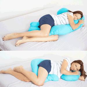 BabyNeeds Pillow – Perna 3 in 1 pentru gravide si bebelusi