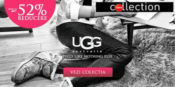 Vezi intregul catalog UGG Australia in magazinul online B-Mall