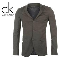 Calvin Klein Comfort sacou pentru bărbați-lână