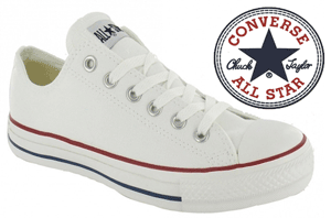 Tenisi Converse The Oxford Chuck—The low-cut Chuck