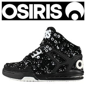 Bascheti Skate Osiris Rucker