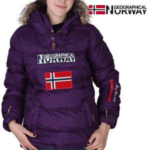 Geaca Geographical Norway Bolide captusita, mov