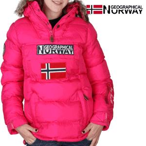 Geci de iarna calduroase Geographical Norway pentru femei