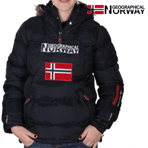 Geaca Geographical Norway Bolide captusita, navy