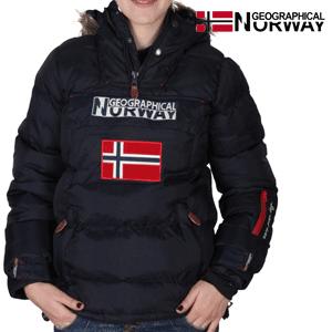 Geaca Geographical Norway Bolide captusita, navy