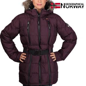 Geaca Geographical Norway Archipel impermeabila violet