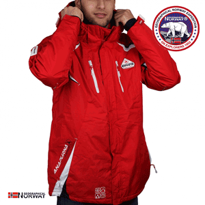Geaca Geographical Norway Wesc rosie