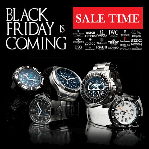 De Black Friday merita sa cumperi ceasuri de dama sau barbatesti!