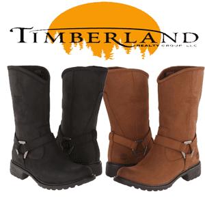 Cizme din piele Timberland pentru femei