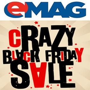 Ce reduceri si produse pregateste eMAG de Black Friday 2014