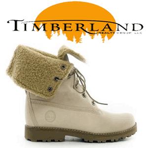 Ghete casual dama Timberland imblanite