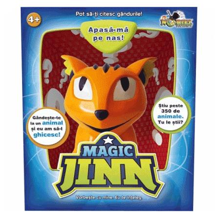 Jucaria care ghiceste gandurile Magic Jinn de la Noriel