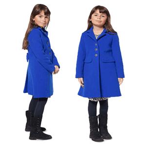 Paltoane din lana pentru fete 8 9 ani