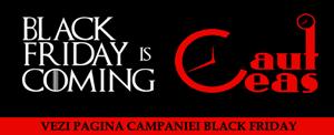 Black Friday 2014 la Ceasuri - Reducerile cautceas.ro