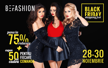 Black Friday Shopping Fest la eMAG