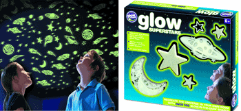Corpuri ceresti din univers fosforescente, The Original Glowstars Company