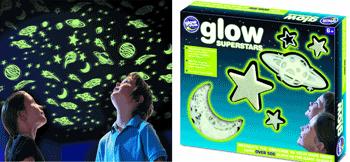 Corpuri ceresti din univers fosforescente, The Original Glowstars Company