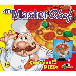 Jocuri pentru copii la Noriel – 4D Master Chef Pizza