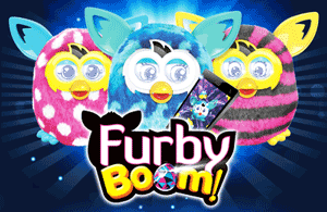 Jucarii interactive Furby Boom ce vorbesc