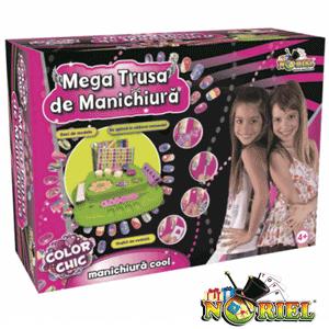 Mega Trusa Studio de Manichiura Color Chic de la Noriel