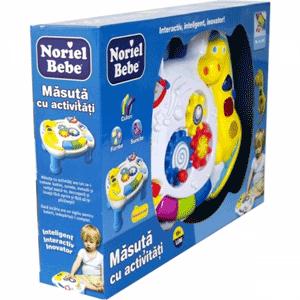 Noriel bebe - masuta cu activitati pentru bebelusi Micul Artist