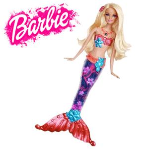 Cele mai frumoase Jucarii si Papusi cu Sirene: Winx, Nixies, Barbie, Zuru