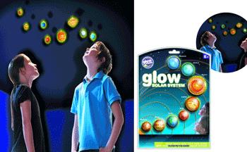 Sistem solar fosforescent, The Original Glowstars Company