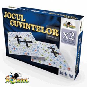 Scrabble Noriel Jocul Cuvintelor Editia LUX
