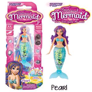 Sirena Magica Pearl este o sirena delicata si frumoasa