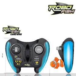 Zuru Toys - Robo Fish Telecomanda