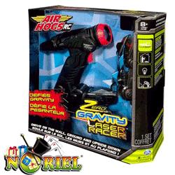 Masinuta cu laser Air Hogs Zero Gravity Racer care se urca pe pereti