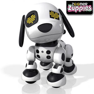 Catel Robot inteligent Spot Dalmatian la nicoro Zoomer Zuppies