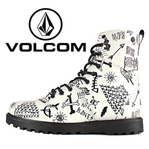 Ghete sport Volcom Go Figure Boot din piele