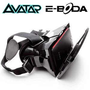 Ochelarii virtuali E-Boda Avatar la cel mai mic pret
