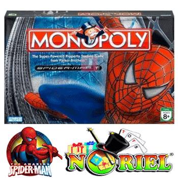 Joc de familie Hasbro Monopoly Spiderman la Noriel