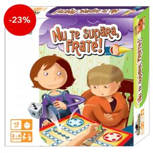 Jocul pentru copii 3 ani Nu te supara frate! de la Noriel