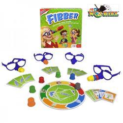 Jocul Fibber in care iti creste nasul in oferta Noriel
