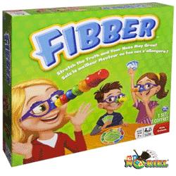 Jocul Fibber la Noriel – joc de familie amuzant pentru copii peste 7 ani