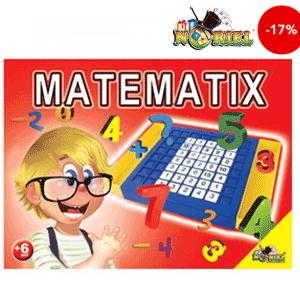 Jocuri de societate pentru copii Matematix