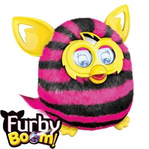 Jucariile interactive Furby Boom